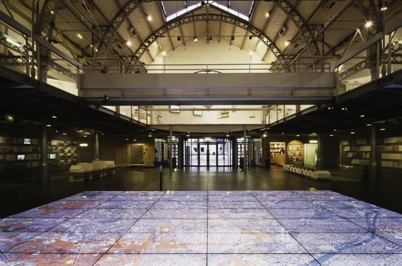 1600 m2 d'exposition