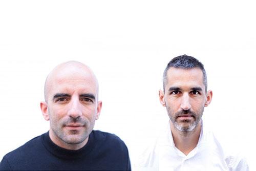 Nicola Delon et Julien Choppin